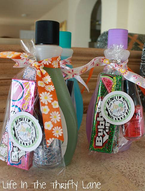 Idea x un regalino simpatico - A nice gift idea  (1/2)