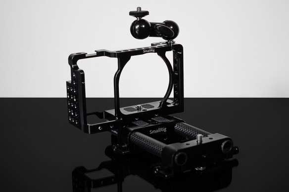 Small rig cage and rails only