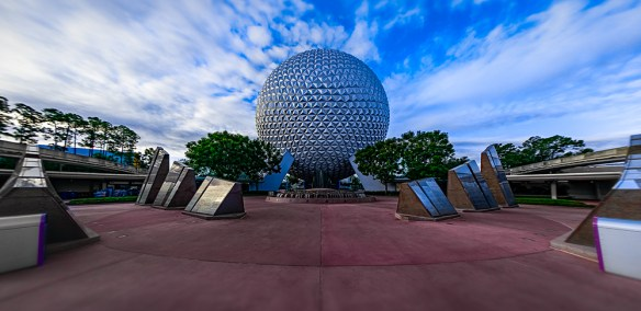 An Empty Epcot