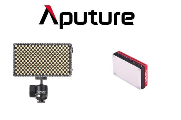 New products from Aputure  |  Amaran AL MX and Amaran AL F7