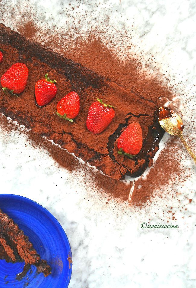 TARTA COULANT DE CHOCOLATE (Videoreceta)