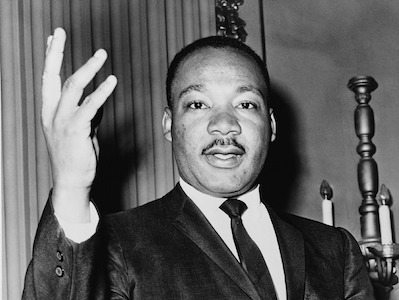 Charisma Martin Luther King