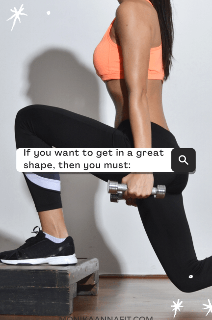 Turn your workout into an important meeting