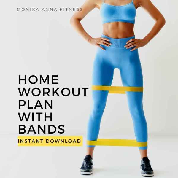 workout plan with bands instant download - monikaannafit.com