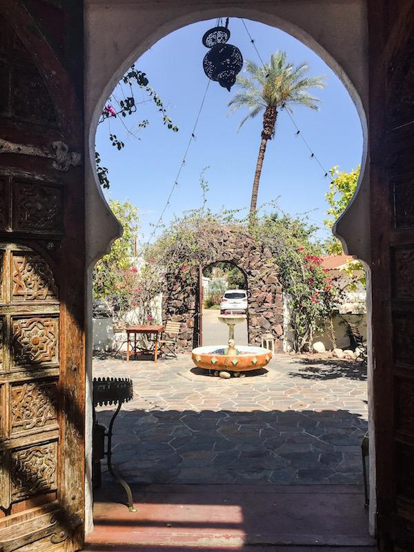 FAVORITE HOTEL IN PALM SPRINGS