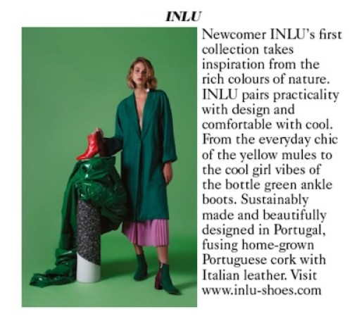 CEO of INLU Shoes Inês Lebre Talks Building a Business, Success and Sustainable Shoes