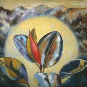 Monika Ruiz Art - First Moon