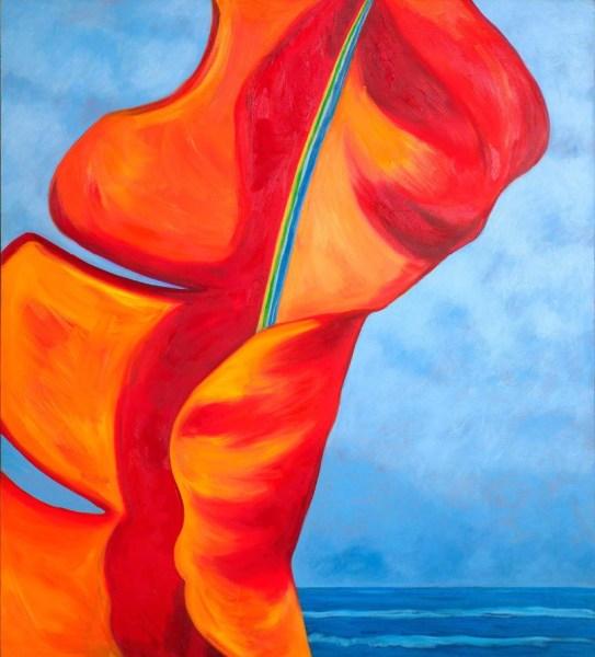 Monika Ruiz Art – Flying Bird