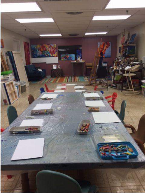 The Creative Child Art Class with Monika Ruiz