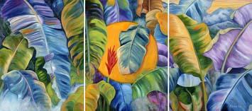 Monika Ruiz Art - Jungle of Return