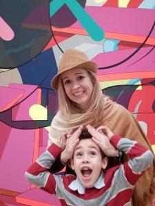 Monika Ruiz - Art and Spanish Teacher