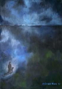 Monika Ruiz Art - The Universe Journey