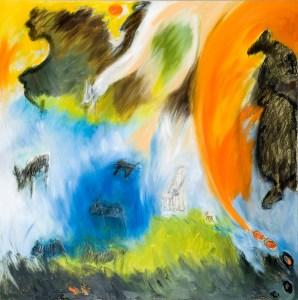 Monika Ruiz Art - Boo's Dream