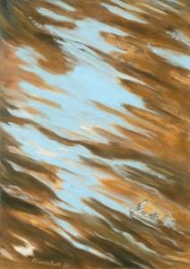 Monika Ruiz Art - The Flood