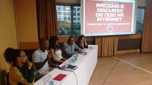 Racismo e discurso de ódio na Internet
