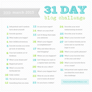 31-day-blog-challenge-march-2013-1