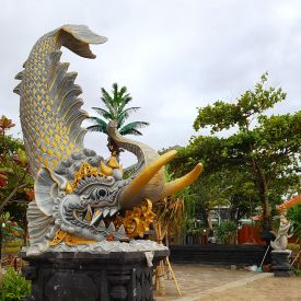 Kuta Bali Traditional Statue