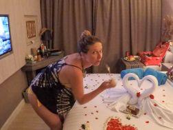 Hotel Cake