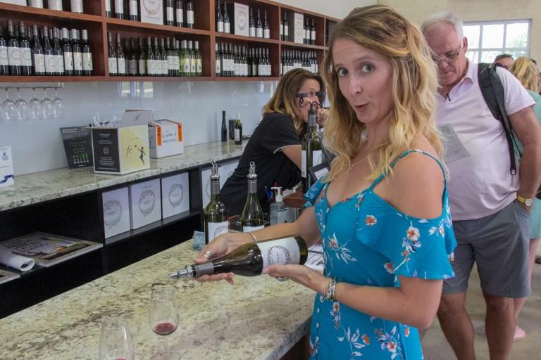 Fermoy Estate Wine Tasting