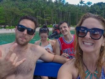 Long Boat Ride Patong