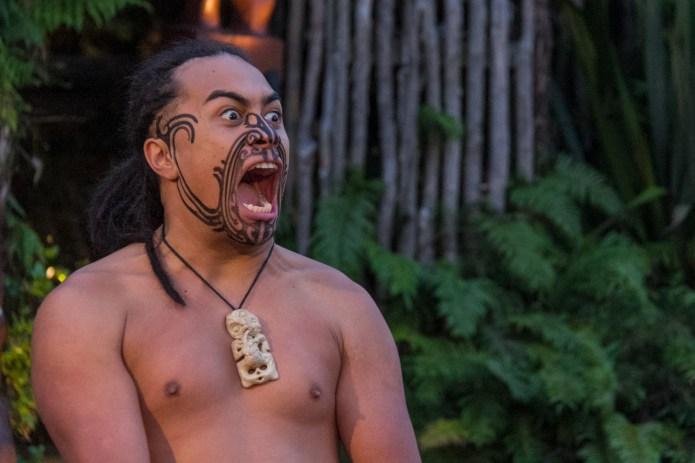Tamaki Maori Village 1