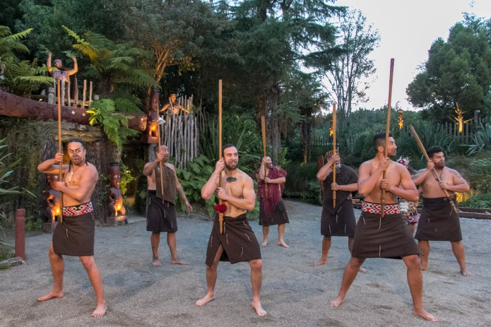Tamaki Maori Village 3