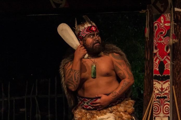 Tamaki Maori Village 4