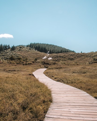 Taupo - Craters of the Moon