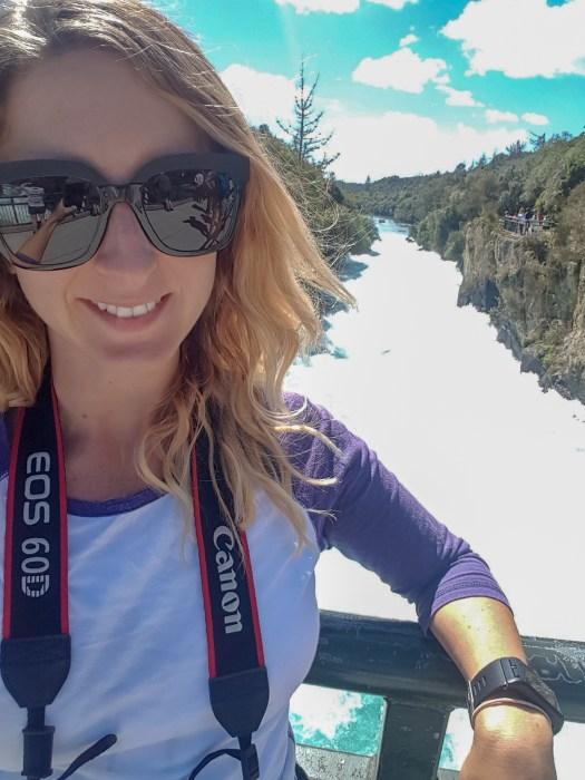 Taupo - Huka Falls