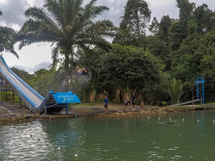 Slide in Thailand