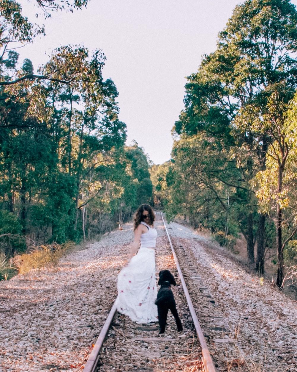Jarradale Heritage Rail 5