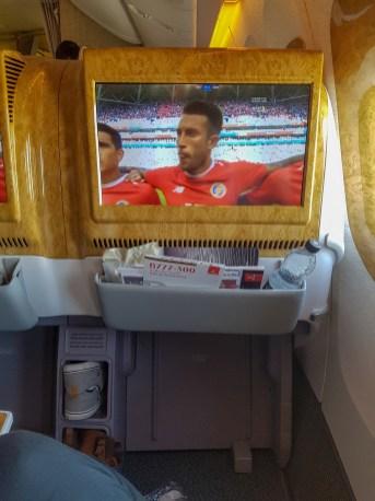Emirates Business Class Flight 2