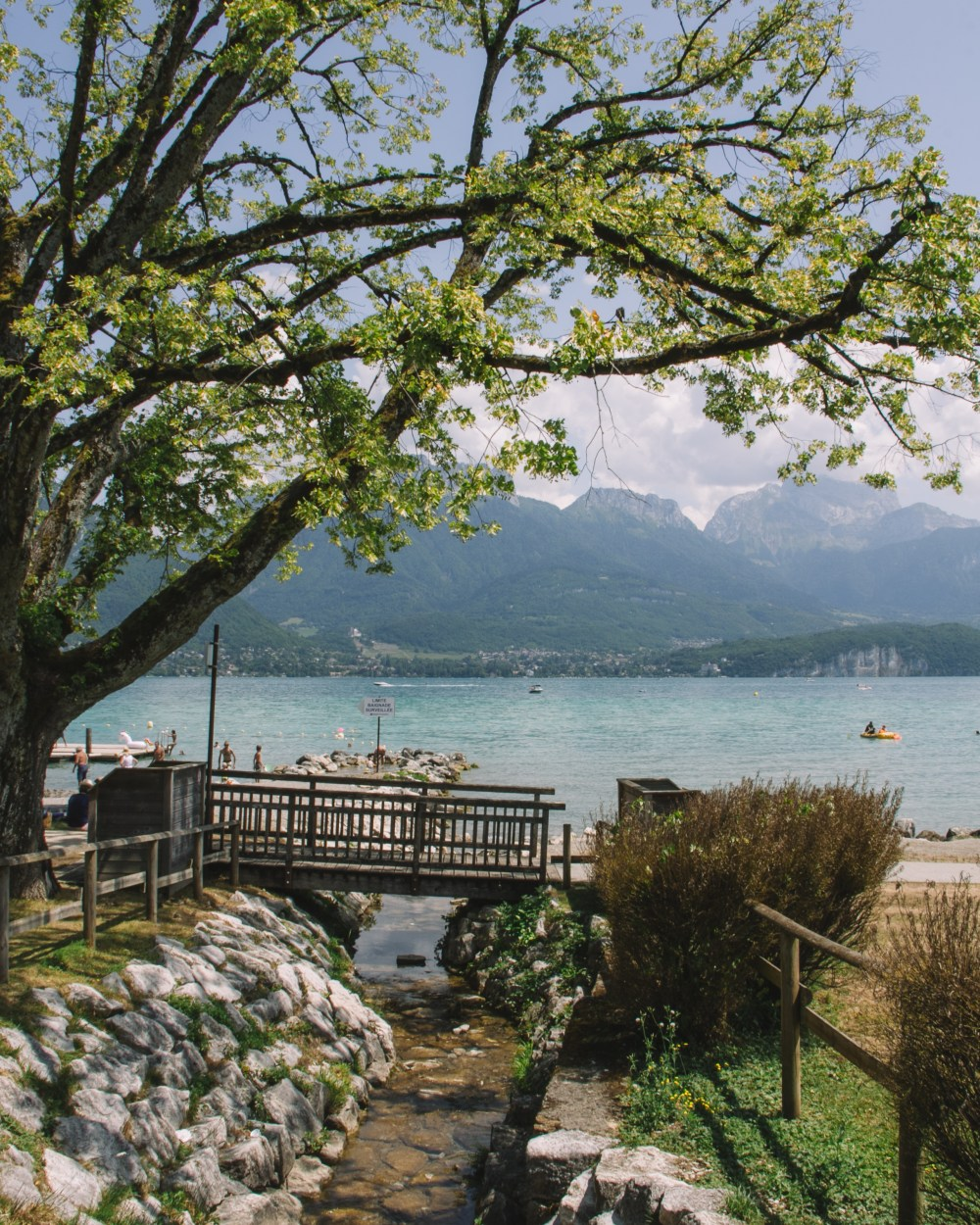 Riding Lake Annecy 6