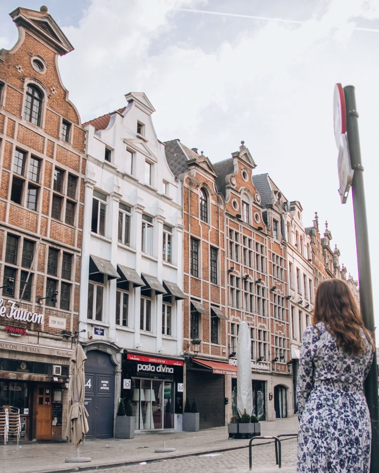 Brussels City Streets