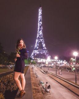 Eiffel Tower Paris 7