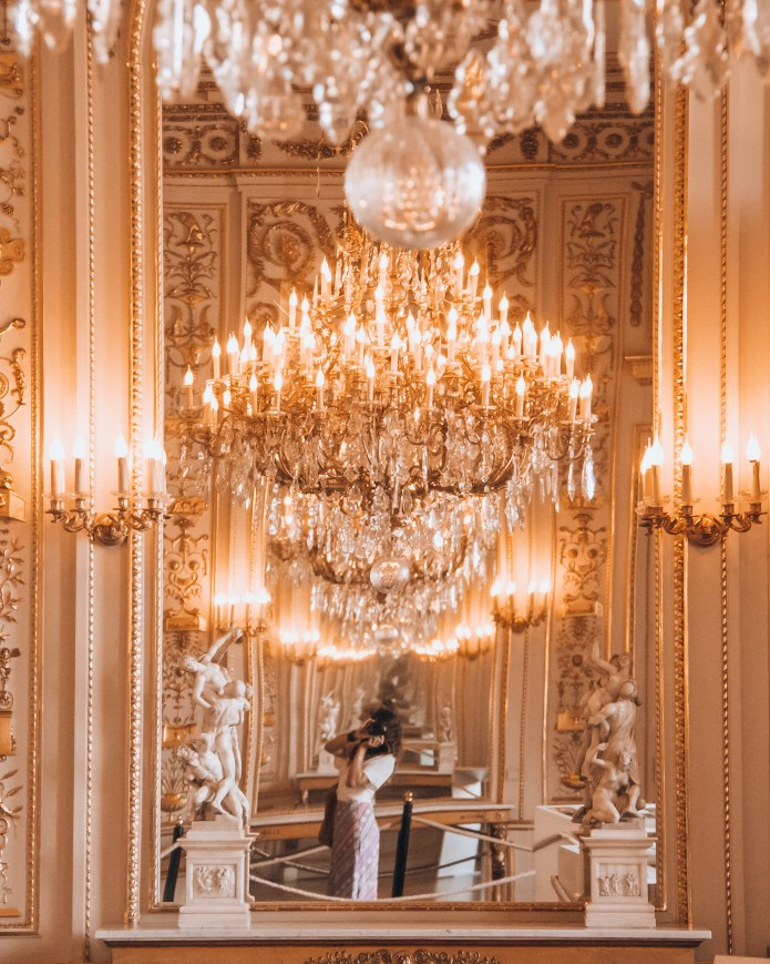 Inside the Royal Palace of Brussels 3