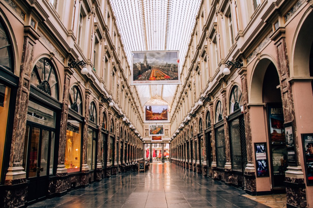 Royal Gallery of Saint Hubert