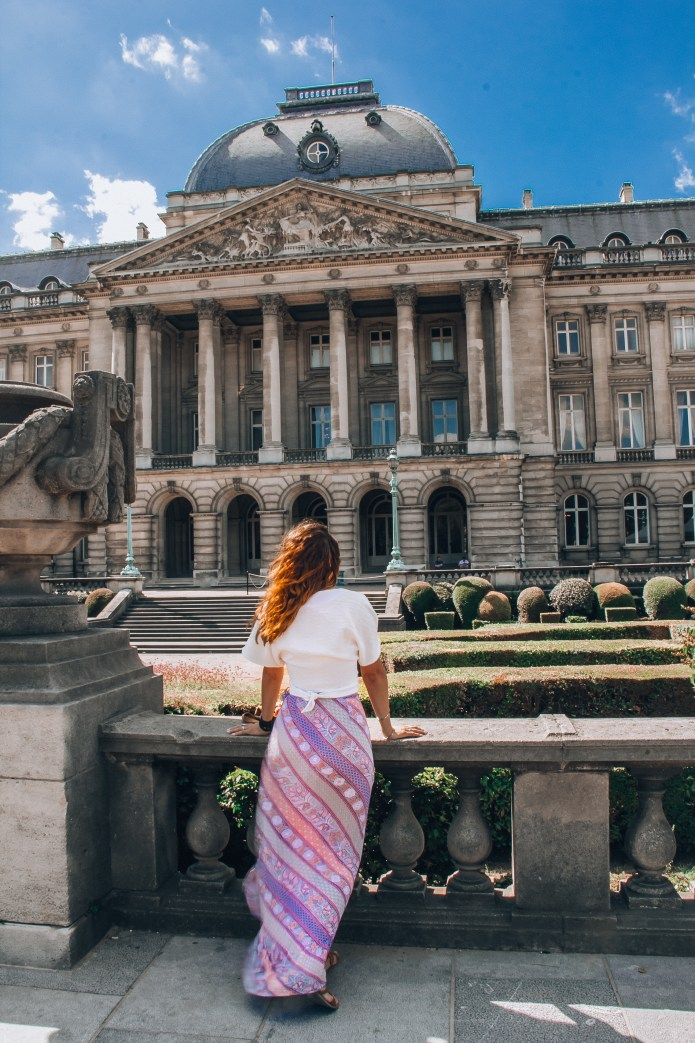 Royal Palace of Brussels 2