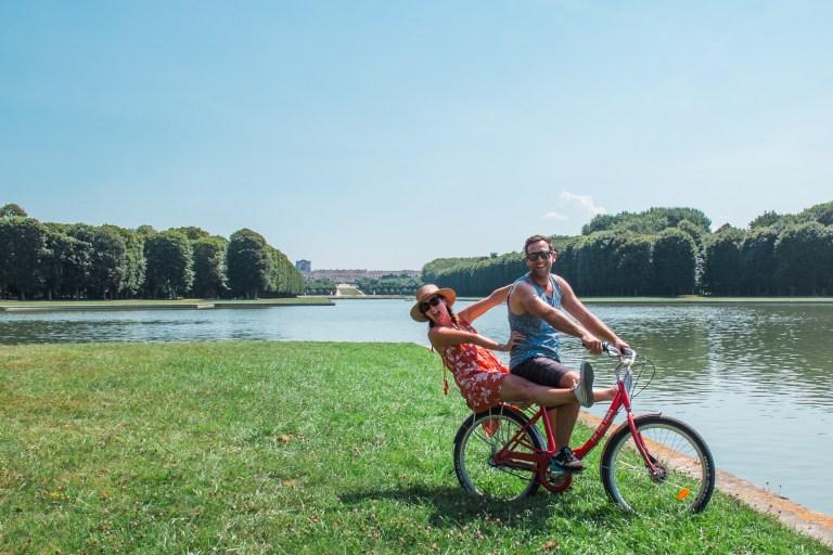 Versailles Fat Tire Bike Tours