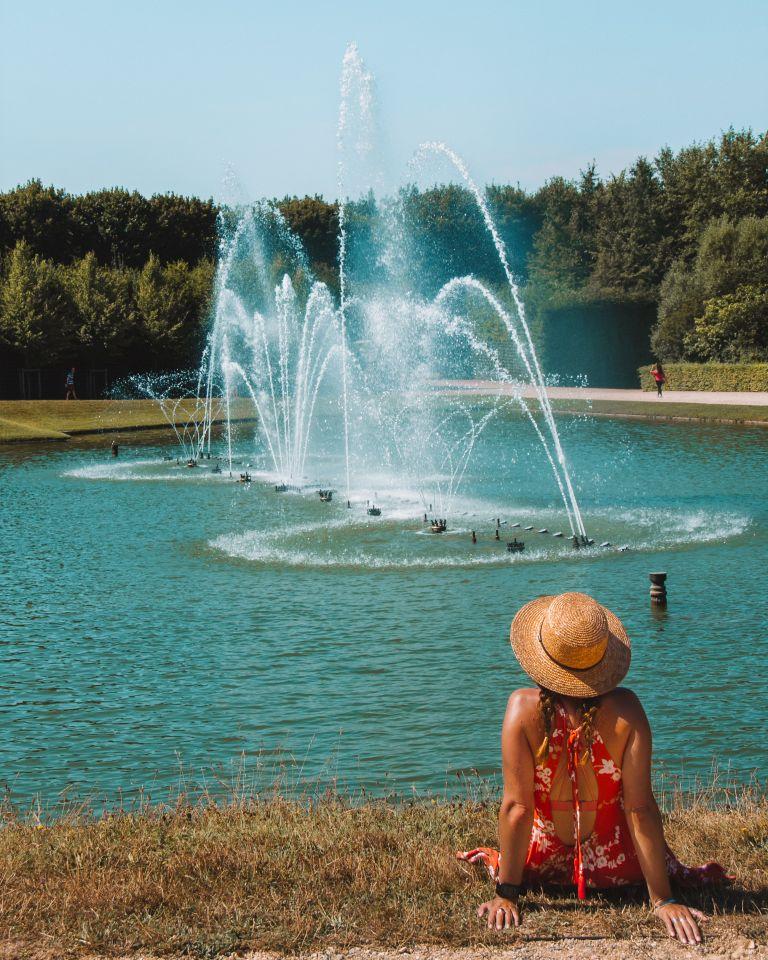 Versailles Fountains