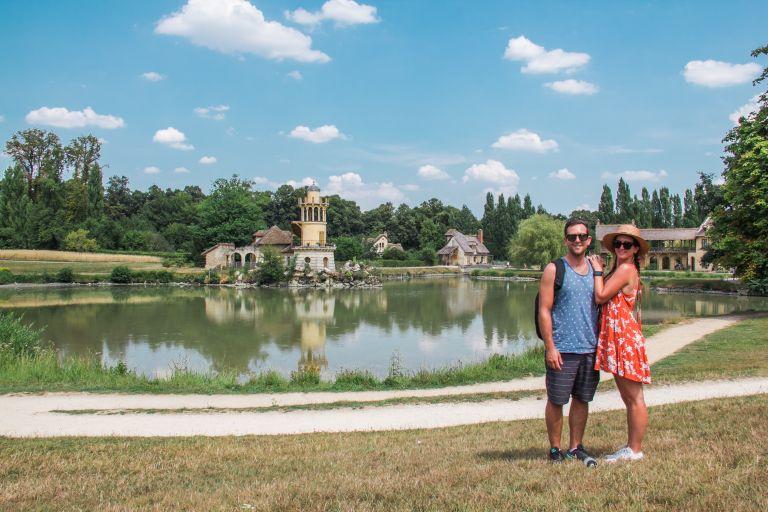 Versailles Queens Hamlet