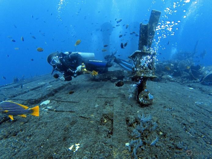 Kubu Shipwreck Tulamben Bali Indonesia 3