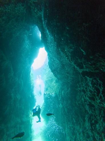Scuba Diving Nusa Lembongan Bali Indonesia 2
