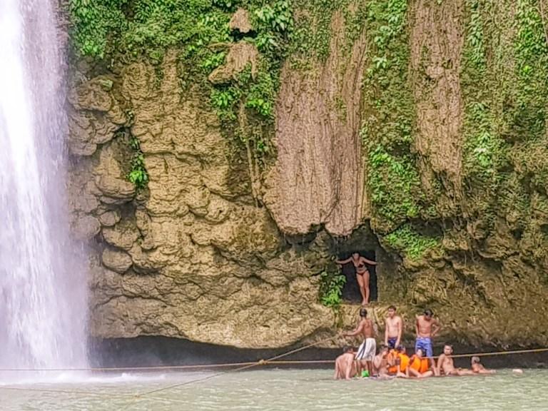 Mantayupan Falls Cebu Philippines 4