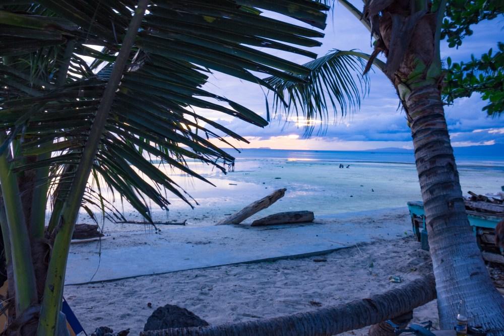 San Juan Beach Siquijor Philippines