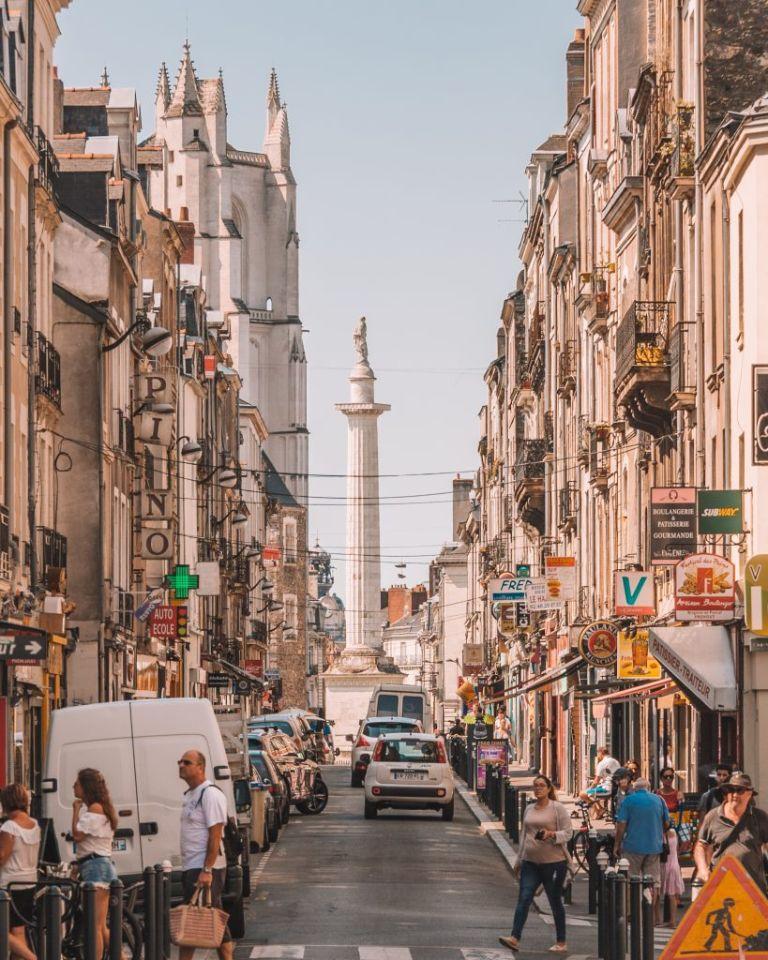 Nantes France Europe