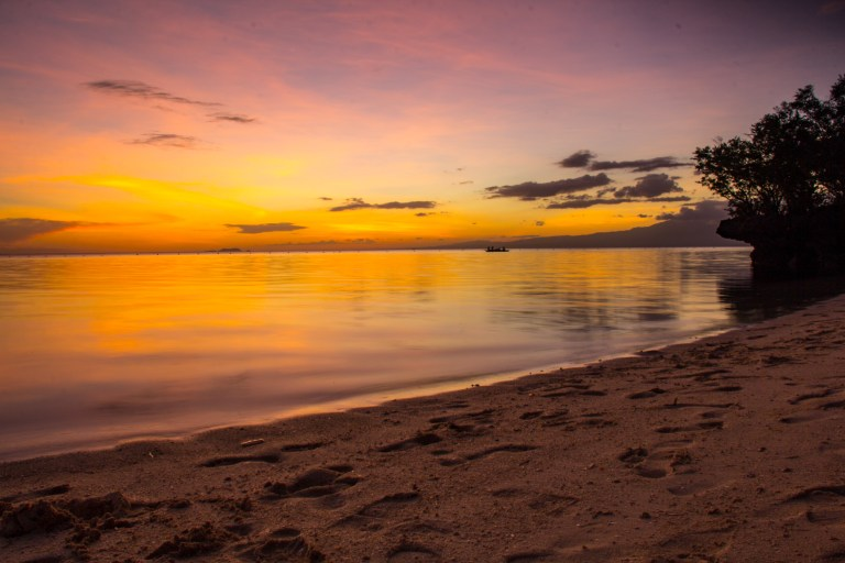 Paliton Beach Siquijor Philippines