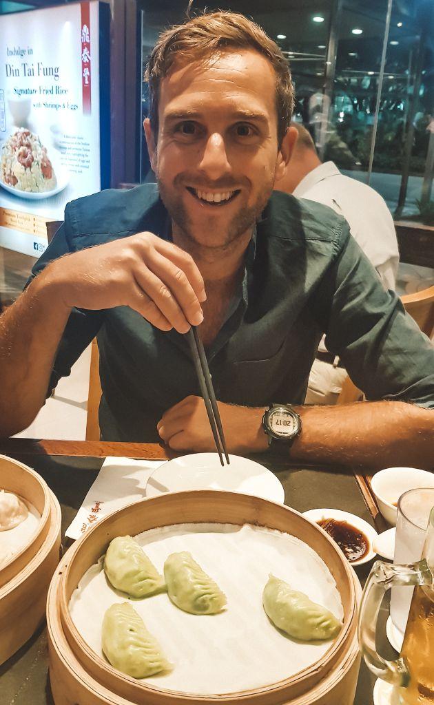 Din Tai Fung Dumplings Singapore Asia