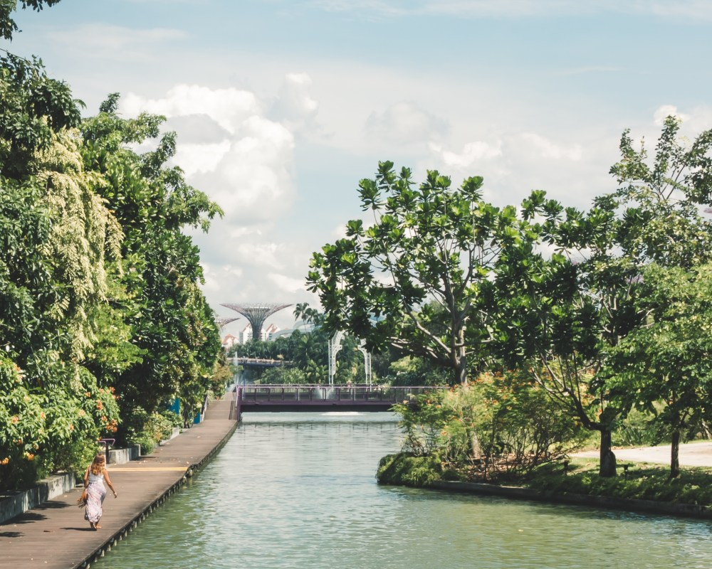 Gardens by the Bay Singapore 1