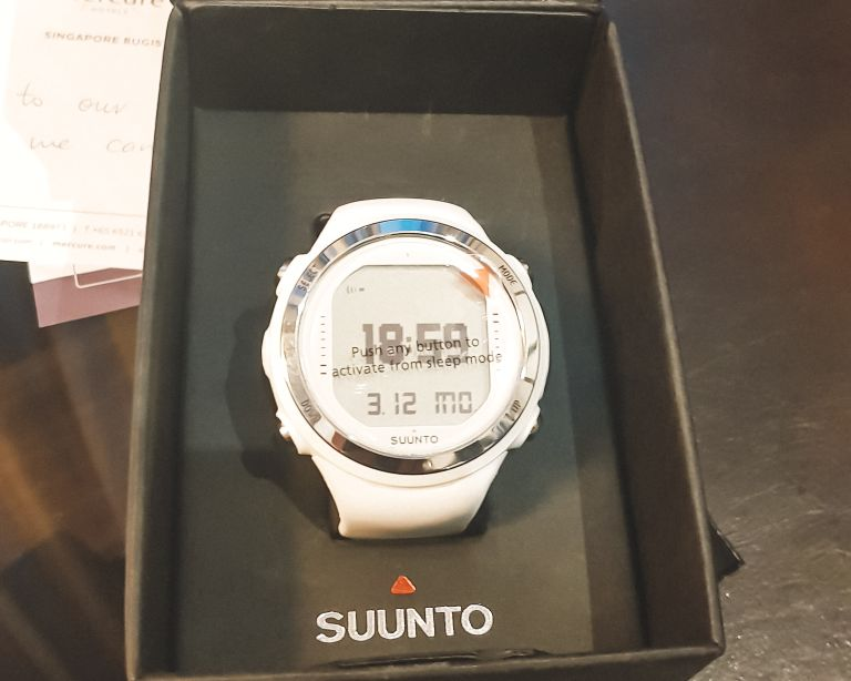Suunto D4i Dive Watch Singapore